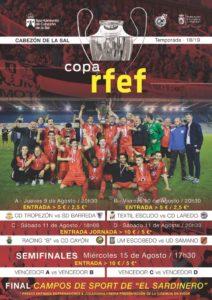 Calendario Copa RFEF