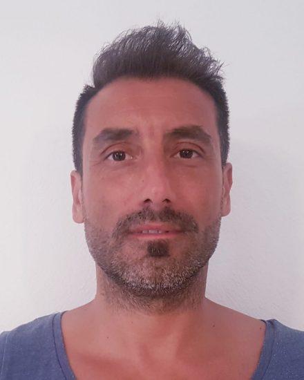 Rubén Darío Carreño - Prepardor físico